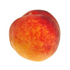 Free Delicious, Fresh And Ripe Peach. Stock Images - 15163564