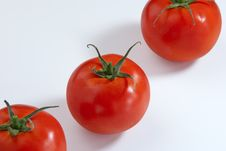 Free Close Up Of Tomatoes Royalty Free Stock Photos - 15163578