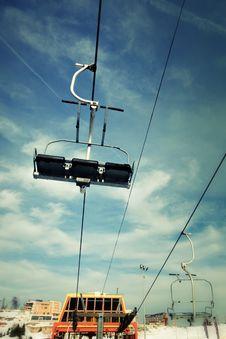 Free Cableway Ski Transport Stock Photo - 15164050