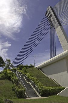 Free Stair To Bridge Stock Image - 15164531