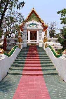 Free Thai Temple Royalty Free Stock Images - 15165139