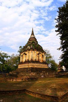 Free Old Pagoda Stock Photo - 15165460