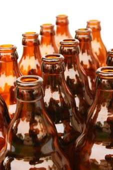 Free Bottles Royalty Free Stock Photography - 15165837