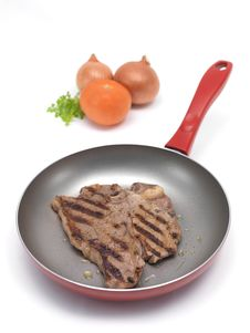 Free T Bone Steak Stock Images - 15166074