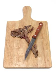 Free T Bone Steak Royalty Free Stock Image - 15166076