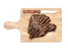 Free T Bone Steak Stock Images - 15166104