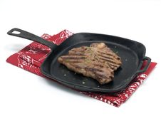 Free T Bone Steak Stock Image - 15166121