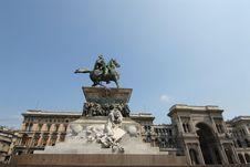 Free Milan Stock Photography - 15166482