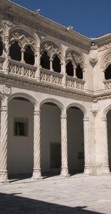 Free Colegio De San Gregorio. Valladolid. Spain. Stock Image - 15167301