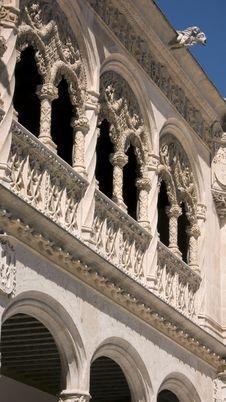 Free Colegio De San Gregorio. Valladolid. Spain. Stock Image - 15167371