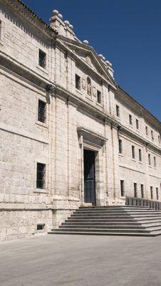 Free Convento De San Benito. Valladolid. Spain. Stock Images - 15167514