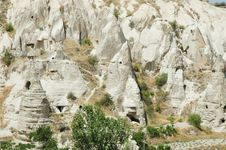 Free Cave-town In Cappadocia, Turkey Stock Photography - 15167932