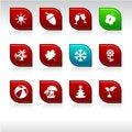 Free Seasons Icons. Stock Photo - 15174410