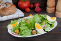 Free Salad Royalty Free Stock Photo - 15175155