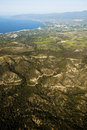 Free Aerial View Of A Beautiful Bay Royalty Free Stock Image - 15178206