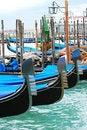 Free Venice Gondolas Royalty Free Stock Photos - 15178208