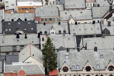 Free Panorama Of Alesund, Norway Stock Image - 15171591