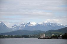 Free Fjord At Alesund, Norway Stock Photos - 15171653