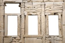 Free Ancient Windows Stock Images - 15171764