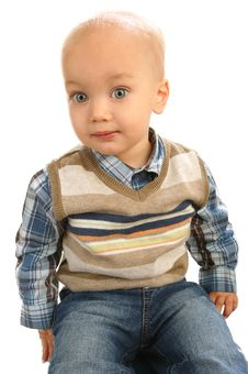 Free Little Boy Royalty Free Stock Photography - 15173487