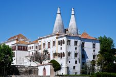 Free The Sintra National Palace Royalty Free Stock Images - 15173749