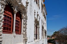 Free The Sintra National Palace - Detail Stock Photos - 15173773