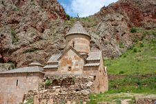 Noravank Monastery Stock Photos