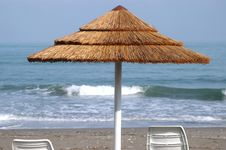 Free Beach Front Royalty Free Stock Image - 15174626