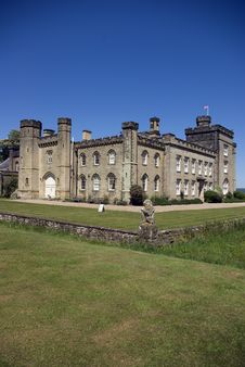 Free Chiddingstone Castle Royalty Free Stock Photo - 15174875