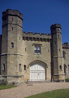 Free Chiddingstone Castle Gatehouse Stock Photography - 15174882