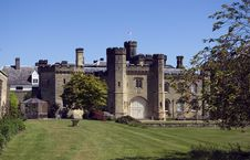 Free Chiddingstone Castle Stock Image - 15174921