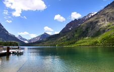 Free Glacier National Park Royalty Free Stock Photography - 15174977