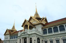 Free Thai Royal Palace Royalty Free Stock Photo - 15175025