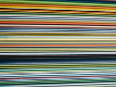 Free Colorful Stripes Pattern Stock Photo - 15175200