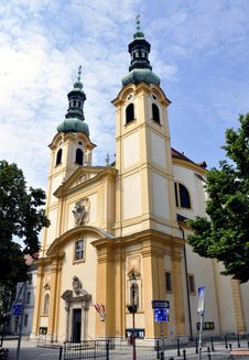 Free Servite Church, Vienna Royalty Free Stock Image - 15175846