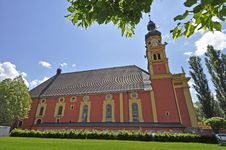 Free Collegiate Church Of Wilten, Innsbruck Stock Image - 15175901