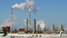 Free Refinery Factory Stock Images - 15176194