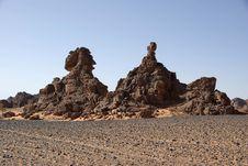 Free Desert In Libya Stock Image - 15176421