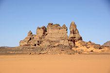 Free Peaks In Libyan Desert Stock Images - 15176494