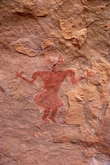 Free Rock Painting, Libya Stock Photos - 15176563