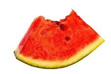 Free Fresh Watermelon Slice. Royalty Free Stock Photo - 15176615