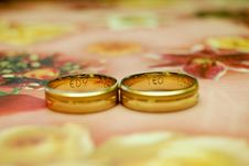 Free Rings Stock Photos - 15176643
