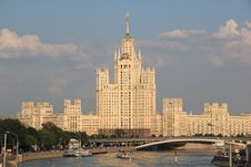 Free Stalin S Skyscraper Stock Images - 15176664