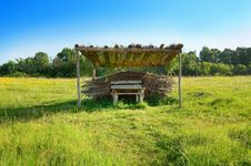 Free Wooden Gazebo Stock Images - 15176674