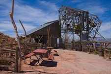 Free Abandoned Mine At Guano Point Stock Photography - 15177282