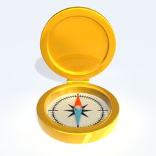 Free Compass Stock Photo - 15177750