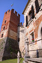 Free Castle Inner Keep Royalty Free Stock Images - 15185079