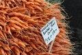 Free Mountain Of Carrots Royalty Free Stock Photo - 15187695