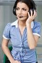Free Girl Commentator Stock Photos - 15189413