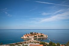 Free Sveti Stefan Royalty Free Stock Photography - 15180177